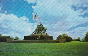 U S Marine Corps War Memorial Arlington Virginia