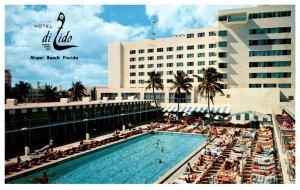 Florida  Miami Beach Di Lido Hotel