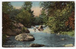Auburn, Maine, Bobbin Brook
