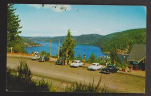 Saanich Arm From Malahat Lookout, Victoria, BC - Unused c1965