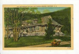 Richardson Building for Foreign Missions, Montreat, North Carolina, PU-1946