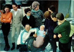 CPM Lech-Oostenrijk maart 1968 DUTCH ROYALTY (798313)