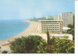 Postal 037454 : Zlatni Piassatzi - Bulgaria