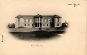 CPA  Saint-Brieuc - Palais de Justice  (381863)