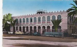 RP: DJIBOUTI , PU-1955 ; Building
