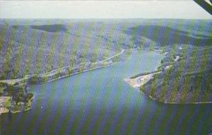 Pennsylvania Allegheny REservoir Willow Bay At Kinzua Dam