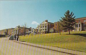 Canada Panoramic View Of University Of New Brunswick Fredericton New Brunswick