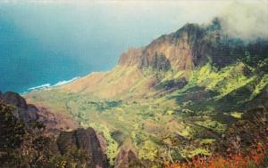 Hawaii Kauai Kalalau Valley
