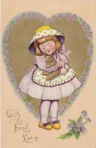 VALENTINE'S DAY: TUCK DAINTY DIMPLES Series No.3 , 1910-10s, # 6