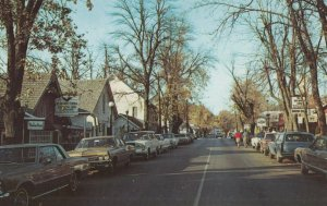 NASHVILLE , Indiana , 1950-60s ; Van Buren Street