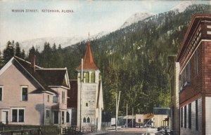 KETCHIKAN , Alaska, 1900-10s ; Mission Street