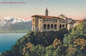 Switzerland Locarno Madonna del Sasso