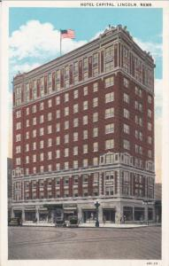 LINCOLN , Nebraska , 00-10s ; Hotel Capital