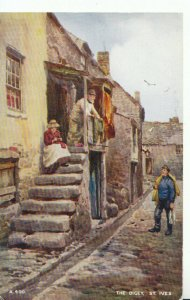 Cornwall Postcard - The Digey - St Ives - Ref 18419A