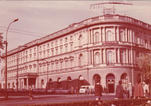 RP: WARSZAWA , Poland , 1940-50s ; Hotel Europejski
