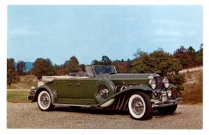 1933 Duesenberg Model J Tourister