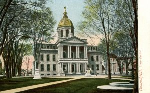 NH - Concord. State Capitol