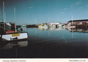 Cheticamp , Cape Breton , Nova Scotia , Canada , 50-70s