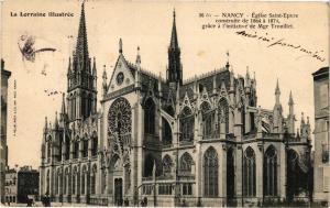 CPA Nancy-Église Saint Epvre (188164)