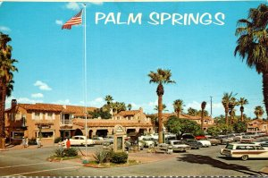 California Palm Springs Plaza Shopping Center
