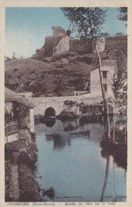 BRESSUIRE, Deux-Sevres, France, PU-1938; Moulin Du Pere Sur Le Dolo