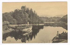 Steamship, Loch Katrine, UK, 00-10s