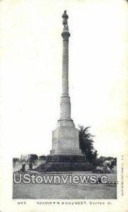 Soldier's Monument - Dayton, Ohio