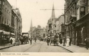 UK - England, Southampton, High Street