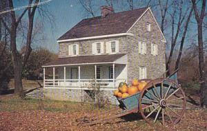 Maryland Hagerstown Captain John Hagers Home