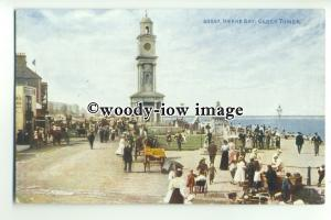 tp9561 - Kent - An Early Market by the Clock Tower, at Hearne Bay - postcard