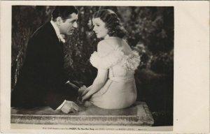 CPA Janet Gaynor and Warner Baxter FILM STAR (1072333)