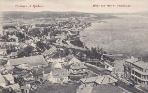 CHICOUTIMI, Quebec, Canada, 1900-1910's; Birds Eye View Of Chicoutimi