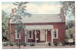 Tollkeeper's House, Roscoe Village, Coshocton, Ohio, 40-60s