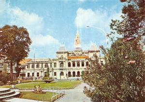 Vietnam Ho Chi Minh City People's Committee Office Tru So Uy Ban Nhan Dan