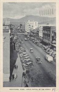 Apple Capital of the World, Wenatchee,Washington,PU-1941