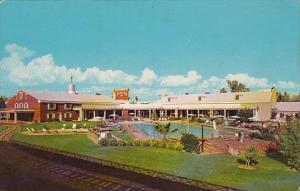 The Ramada Inn With Pool Phoenix Arizona 1967