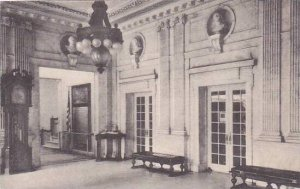 Washington DC Lobby Memorial Continental Hall D A R  Albertype