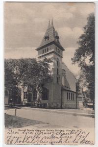 Historical Society Bldg, Utica NY