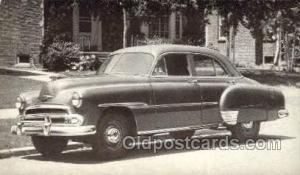 1951 Chevrolet Style line Deluxe 4 Door Sedan Automotive, Autos, Cards Old Vi...