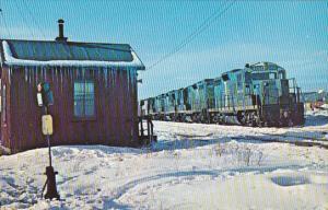 Boston & Maine Railway 1753 Locomotive