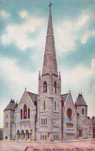 Trinity Methodist Church Denver Colorado