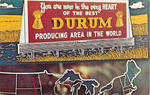 Lacota & Nelson County ND noted for Durum Products