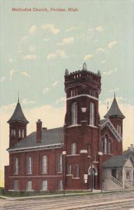 PONTIAC , Michigan , 00-10s ; Methodist Church