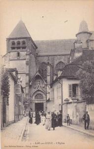 Bar-sur-Seine , Aube department , France , 00-10s ; L'Eglise