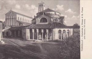 Torcello - Cattedrale e Chiesa di S. Fosca , ITALY , 1910s