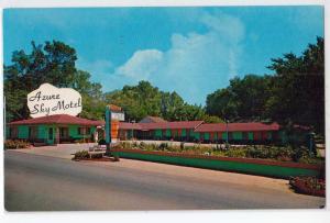 Azure Sky Motel, Fort Scott KS