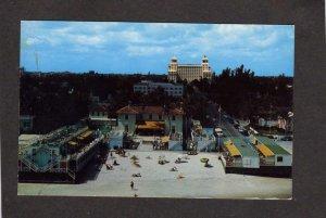 FL Sun and Surf Club Biltmore Hotel Palm Beach Florida Postcard