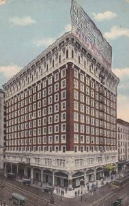 Hart Bros. Rosslyn Hotel, Los Angeles, California, 1900-1910s