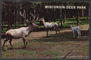 Wisconsin Deer Park,Wisconsin Dells,WI