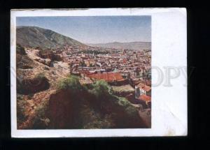 133961 Georgia TIFLIS View TBILISI Tifflis Vintage postcard